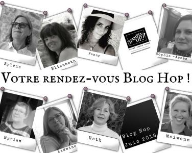 Votre rendez-vous Blog Hop juin